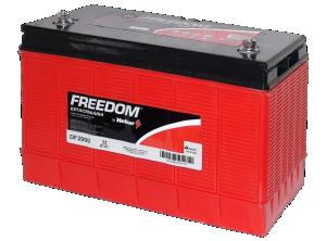 Freedom Estacionária - Rei das Baterias Campinas